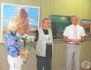 Выставка живописи, члена Белорусского Союза художников, Сковородко О. А. «Мой родны кут»